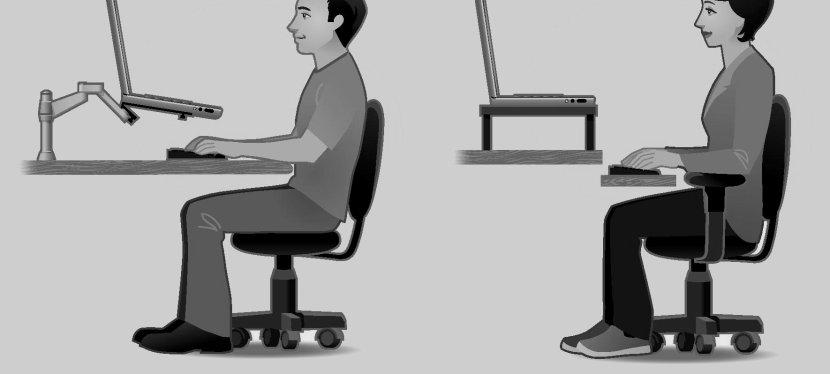 Recommandations ergonomiques durant leconfinement.